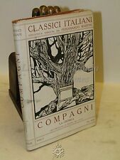 CLASSICI ITALIANI - Compagni: La Cronica - Disegni di Cambellotti LETTERATURA