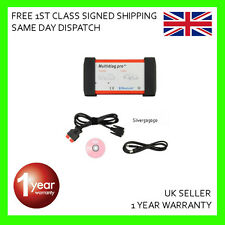 MULTIDIAG PRO+ PLUS CARS TRUCKS UNIVERSAL DIAGNOSTIC TOOL OBD2 BLUETOOTH 2015.R3