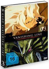 Garo - Vanishing Line - Vol.3 - Episoden 13-18 - DVD - NEU