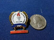Atlanta 1996 Olympic Lapel Pin Closing Ceremonies
