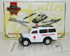 Ambulances miniatures Matchbox