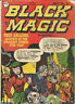 PRIZE COMICS BLACK MAGIC MAGAZINE VOL.2 NO.8 JULY 1952 ACCTS STRANGEST STORIES
