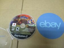THE LEGEND OF SPYRO DAWN OF THE DRAGON  PLAYSTATION 2 PS2 DISC ONLY BLACK LABEL