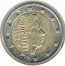 Luxemburg 2011 UNC 2 euro : Standaard