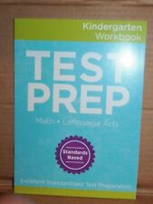 Kindergarten Test Prep Math Language Arts Homeschool Tutor Teachers