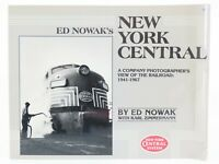 NYC New York Central A Company Photographer's View Of The Railroad: 1941-1967