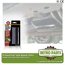 Radiator Housing/Water Tank Repair for Nissan Patrol/1. Crack Hole Fix