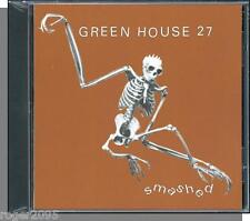 Green House 27 - Smashed - New 1993, 16 Song Bar None CD!