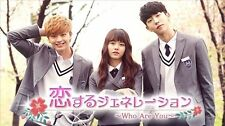 Korean Drama w/Japanese subtitle No English subtitle 恋するジェネレーション(高画質8枚)