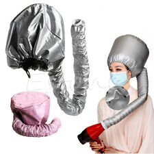 Portable Home Haircare Salon Hairdressing Soft Hood Bonnet Attachment Hair Dryer