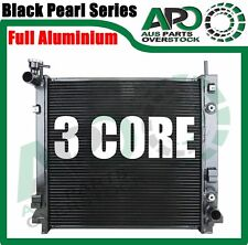 HD Full Aluminum Radiator HOLDEN Rodeo RA UTE 02–On // Colorado RC 6/08-On 3.6L
