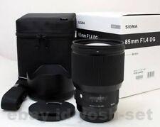 SIGMA Art 85mm F1.4 DG HSM Lens for Canon EF 321954