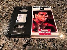 Muhammad API Rare VHS! 1989 Vintage Spots Illustrated Video!