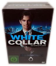 White Collar - Die komplette Serie (Staffel/Season 1,2,3,4,5,6)[DVD] Deutsch