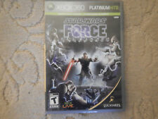 Star Wars: The Force Unleashed (Microsoft Xbox 360, 2008) - European Version