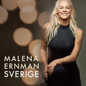 "Malena Ernman - ""Sverige"" - 2016 - CD Album"