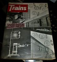 Trains Magazine February 1971 Issue