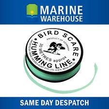 Humming Line Bird Scare 30 Metres - Polypropylene Ultrasonic Sound Tape 408316