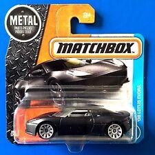 2017 Matchbox 2008 LOTUS EVORA UK luxury sports coupe - mint on short card!