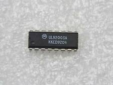 Lot x2: ci ULN 2003 A ou ic ULN 2003 AN Darlington Transistor Array NPN 50V 0.5A