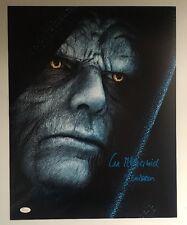 Ian Mcdiarmid Signed Autographed 16x20 Photo Star Wars Emperor JSA COA 3