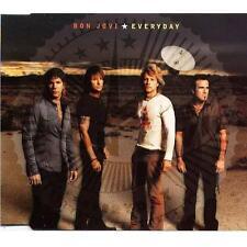 Everyday - Live [Single] by Bon Jovi (CD 2002)