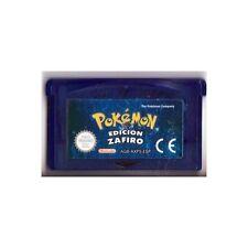 Pokemon Zafiro Increible Oportunidad Game Boy advance Nintendo Ds ,Buen estado