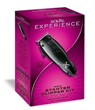 Andis Experience MCX Starter Hair Clipper Kit 18540 Haircut Black Cut Beauty