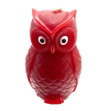 Owl Candle - approx 9cm tall