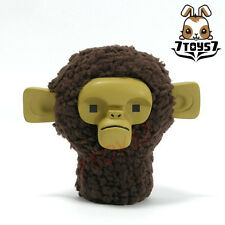 Aci Toys x Jason Siu 1/6 Primates in concrete jungle_ Monkey Head _Brad N At040F