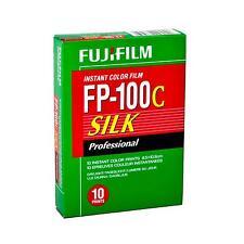 Fuji FP 100 C silk matt á 10 Blatt FP100C FP 100C Trennbildfilm Sofortbildfilm