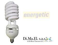 LAMPADA A BASSO CONSUMO ENERGETIC SPIRALE NEON 85W LUCE FREDDA E27 6390 LUMEN