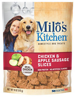 Milo's Kitchen Home Style Dog Treats, 18 Ounce - Chicken & Apple