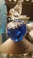 SWAROVSKI MILLENIUM CRYSTAL PLANET 2000 IN BOX W/CERT AND OUTER BOX