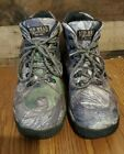 Red Head Brand Company Men's Cougar Hunting Boots Size 9.5 900D True Timber Camo