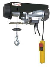 PALAN TREUIL ELECTRIQUE 250/500KG 1020W POULIE+MOUFLAGE - PE250/500C
