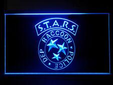 J626B Biohazard Stars RPD Resident Evil For Display Light Sign