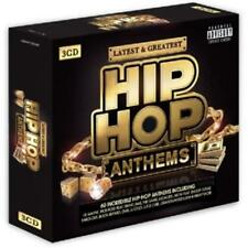 Hip Hop Anthems-Latest & Greatest von Various Artists (2014)