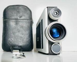 Agfa Microflex 100 sensor Super 8 camera Film Tested / Fully working