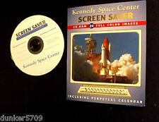 Kennedy Space Center Screen Saver Cd-Rom 20 Images Windows & Power Macintosh