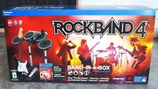Rock Band 4 Complete Sets (Playstation 4 / PS4) Bundle Tested *TWO DAY SHIPPING*