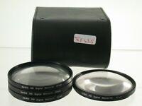 Orig Akira HD Digital Nahlinse Close-up Lens Objektiv Filter 67mm 67 E67 435/9