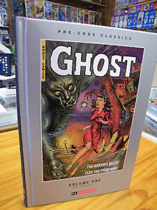 PS ARTBOOKS, GHOST VOL 1, HARDCOVER 1ST, FICTION HOUSE