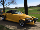 2000 Plymouth Prowler  2000 Plymouth Prowler 800 Original Miles