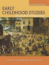 Early Childhood StudieS: An Holistic Introduction by Jane Taylor, Margaret...
