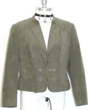 "EMBROIDERY Jacket German Bavarian Riding Western Dirndl Coat GREEN B40"" 10 M"