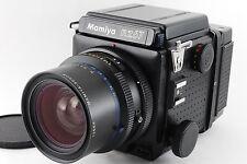 [Excellent] Mamiya RZ67 Pro Medium Format w/SEKOR Z 65mm f/4 Lens from JP (A614)