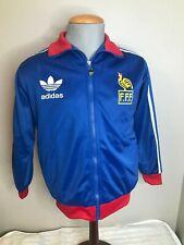 Adidas Football (Soccer) F.F.F. France National Soccer Team Jacket Men Size M