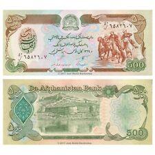 Afganistán 500 afganos 1990 P-60b Billetes Unc