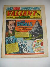 VALIANT And LION comic 16th November 1974.